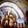 息を飲む美しさ、モントリオール大聖堂