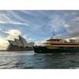2019年3月22日 #シドニー 船上からみるオペラハウス ☻