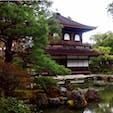 #銀閣寺 #京都 2015年4月  書院造と日本庭園