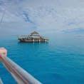 cloud9 海の上に浮かぶBAR Fiji