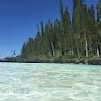 ピッシンヌナチュレル 波がないので泳ぎの苦手な人でも安心してたくさんの魚と泳げます #ピッシンヌナチュレル#イルデパン#ニューカレドニア