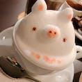 #カフェ#ランチ#ディナー#愛知#名古屋  店↓ ライトカフェ 栄店   とっても可愛いので飲むのがもったいないくらいです。 食事メニューも色々あり、ディナータイムにお邪魔しました(^^)
