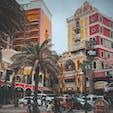 美浜アメリカンビレッジ。 沖縄観光には外せない。 周辺にはホテルなどの施設も充実。 #アメリカンビレッジ #美浜