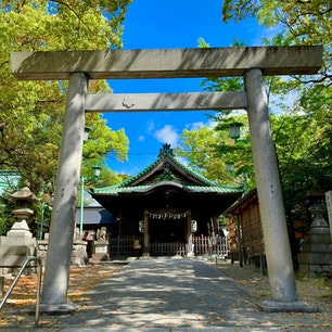 瀬戸市 深川神社