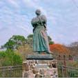 #坂本龍馬之像 #長崎 2016年11月  #坂本龍馬 大好きな歴女2人に連れられて... 像も良いけど、龍馬が眺めている長崎の街の風景が 何より最高なので、行って確かめてほしいです😊😊