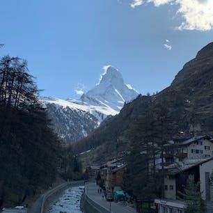 Zermatt, Swizerland  マッターホルン🏔