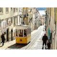 2018年のノマド旅は、リスボンからスタート:) とりあえず、坂道だらけ。