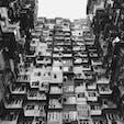 香港の超密集アパートQuarry Bay(鰂魚涌)