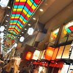 2018/02/24 錦市場商店街 とにかく混んでて人が多くて、一人歩きだとまともに立ち止まれなかった…