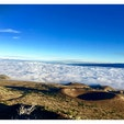 マウナケア山からみた景色