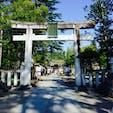 上杉神社/山形 立派でした(*´꒳`*ノノ゙