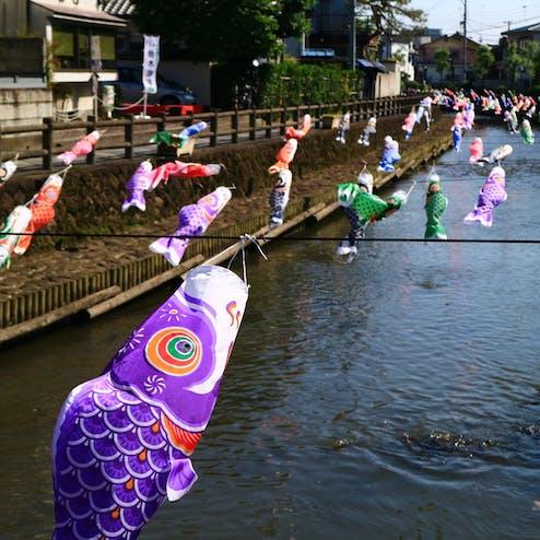 栃木市 蔵の街