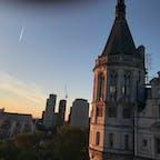 朝5時。資本主義の聖地ロンドンの月曜が明ける。