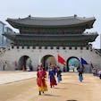 景福宮(韓国 ソウル)
