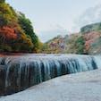 2018.10.28 群馬県沼田市利根町にある吹割の滝です🌊 別名、東洋のナイアガラですね! 地元から割と近いんです😳 #群馬県 #沼田市