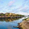 トゥボン川沿いのホイアン旧市街🇻🇳