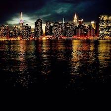 New York / Greenpoint East River Ferry Terminal  ブルックリンのイーストリバーパークからのマンハッタンの眺め。 #greenpoint  #brooklyn #newyorkcity #ニューヨーク旅行 #ilovenewyork