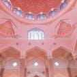 マレーシアのピンクモスク #クアラルンプール #マレーシア