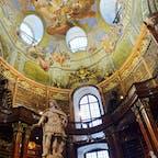 オーストリア 国立図書館 1番好きになった場所 2019.5.1