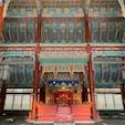 景福宮 チケットを購入して入場。 中はとても広く、昔の歴史ある建物がたくさん あるので散策感覚で見ながら楽しめます✨  #韓国 #ソウル #景福宮 #歴史