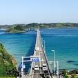 ここオープンカーで走りたい!!! #角島大橋