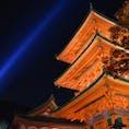 清水寺 夜間特別拝観 ライトアップ