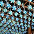 ▶︎埼玉県*°川越  氷川神社⛩ こちらは去年の6月末に訪れた氷川神社です。有名な風鈴になる前には風車が飾られていました✨ 音も動きも風を感じられ、涼しげです🍃  風鈴🎐も風車もどちらも素敵ですので訪れてみて下さい!バスの1日乗車券が楽ちんだと思います🦋