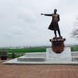 初めて北海道行ったらココは行かなきゃですねー🎵 羊ヶ丘展望台