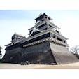 在りし日の熊本城🏯 1日も早い復興を望みます🤲