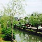 倉敷美観地区です。