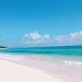 メキシコ旅🇲🇽  Xcacel(シカセル)ビーチ🏖  まさにカリブ海の景色です‼️  観光客は少なめのスポット♪ ゆったり過ごしたい方にはオススメです😊 #メキシコ #Xcacel #カリブ海