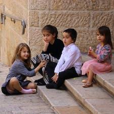 イスラエルの子供たち🇮🇱