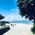 竹富島のコンドイビーチです。