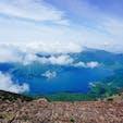 中禅寺湖 男体山登山凄く気持ち良かった☀