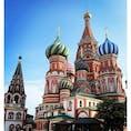 美しい💚 ロシア