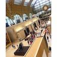2019.6.7 パリ オルセー美術館 モネ、ミレー、ドガ、ゴッホ、ゴーギャン… 有名な作品が多い! 駅舎の館内もステキ!  #パリ#paris#オルセー美術館