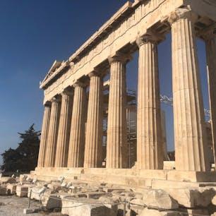 パルテノン神殿@アテネ