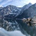 2018年  オーストリア ハルシュタット 🇦🇹 世界の湖畔で最も美しい街  世界遺産