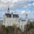 2018年  ドイツ 🇩🇪 ノイシュバンシュタイン城 ディズニーランドの城のモデルのひとつ