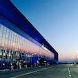 ロシア ウラジオストク空港 2018/12/30