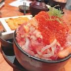 伊豆の高原ビール本店の海鮮丼🐟 これよりボリュームのある海鮮丼も美味しい海鮮丼も見たことない、 行ったことない人は一度行ってみるべき!