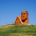 未承認国家ナゴルノ=カラバフ共和国  町の人たちが優しくて自然がたくさんあって素敵な国でした✨