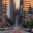 坂の街、サンフランシスコ