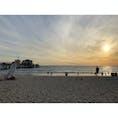 サンタモニカビーチ Santa Monica Beach