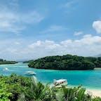 石垣島🌺  川平湾