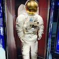 歴代宇宙服が見れます
