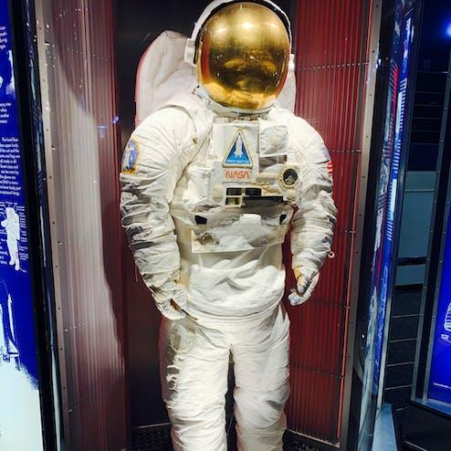 ジョンソン宇宙センター(スペース センター ヒューストン)