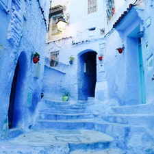 #モロッコ #シャウエン