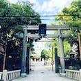 2017/10/25 大阪府浪速区/Naniwa,osaka #難波八坂神社