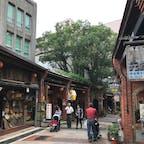 臭豆腐の街として有名な老街。こんな感じです。街全体に匂いが漂ってるとかいう噂を聞きましたが、そんなことありませんよー。